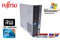 WindowsXP 中古パソコン 富士通 ESPRIMO D750/A Core i5 650 (3.20GHz) メモリ4G HDD320GB マルチ XPリカバリ付属