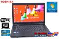 Windows 7 64bit 東芝 中古ノートパソコン dynabook Satellite B551/D Core i5 2520M (2.50GHz) メモリ4G HDD250GB マルチ Wi-Fi 15.6インチワイド
