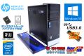 メモリ16G 新品SSD256G+HDD1TB 中古パソコン HP Envy 700-270jp Core i7 4770 (3.40GHz) Windows10 USB3.0 マルチ