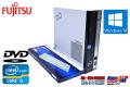 中古パソコン 富士通 ESPRIMO D581/D Core i3 2120 (3.30GHz) Windows10 64bit メモリ4GB DVD シリアル パラレル