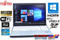 フルHD 中古ノートパソコン 富士通 LIFEBOOK E742/E Core i7 3520M (2.90GHz) Windows10 64bit メモリ8G マルチ WiFi USB3.0