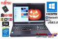 中古ノートパソコン 富士通 LIFEBOOK A574/M Core i5 4310M (2.70GHz) 新品SSD256G メモリ8G Webカメラ マルチ Wi-Fi (ac) Bluetooth Windows10