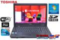 Windows7 中古ノートパソコン 東芝 dynabook Satellite B550/B Core i5 480M (2.66GHz) マルチ メモリ4G HDD250GB テンキー搭載
