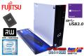 新品SSD512G 中古パソコン 富士通 ESPRIMO D587/RX 第6世代 Core i7 6700 (最大4.00GHz) メモリ8G Windows10Pro マルチ USB3.0