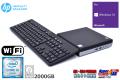 ミニPC HDD2000GB Windows10リカバリ付 中古パソコン HP ProDesk 400 G3 DM Core i5 6500T メモリ8G Wi-Fi付 USB3.1