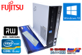 メモリ8GB Windows10 64bit 中古パソコン 富士通 ESPRIMO D751/C  クアッドコア Core i5-2400(3.10GHz) マルチ 新品キーボード 省スペースPC