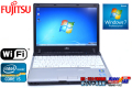 モバイルノートパソコン 富士通 LIFEBOOK P771/D Core i5 2520M(2.50GHz) メモリ2G HDD250G Windows7