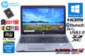 Webカメラ 中古パソコン HP ProBook 450 G1 Celeron 2950M メモリ8G 新品SSD マルチ Wi-Fi(ac) Bluetooth Windows10