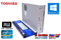 中古パソコン 東芝 EQUIUM 4020 Core i5 3470 (3.20GHz) メモリ4G Windows10 64bit マルチ HDD500G
