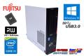 中古パソコン 富士通 ESPRIMO D583/KX Core i5 4590 メモリ8G 新品SSD256G マルチ USB3.0 Windows10