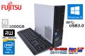 中古パソコン 富士通 ESPRIMO D583/K Core i3 4130 メモリ8G HDD1000GB マルチ USB3.0 Windows10