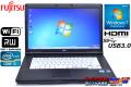 Windows7 64bit 中古ノートパソコン 富士通 LIFEBOOK A572/E Core i5 3320M(2.60GHz) 15.6型HD メモリ4GB マルチ WiFi WSB3.0