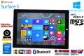10.8 FHD+ タブレット Microsoft Surface 3 クアッドコア Atom x7 Z8700 (1.60GHz) WiFi(11ac) メモリ4G 両面カメラ Windows8.1Pro