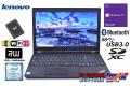 中古ノートパソコン レノボ ThinkPad L560 Core i3 6100U メモリ8G 新品SSD256G Wi-Fi(ac) マルチ Bluetooth Windows10Pro