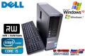 WindowsXP 中古パソコン DELL OPTIPLEX 790 クアッドコア Core i5-2400(3.10GHz) メモリ2G HDD250GB DVDマルチ Windows7