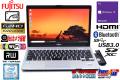 フルHD 中古ノートパソコン 富士通 LIFEBOOK S936/PX Core i5 6300U メモリ8G 新品SSD256G WiFi(ac) Webカメラ マルチ Windows10