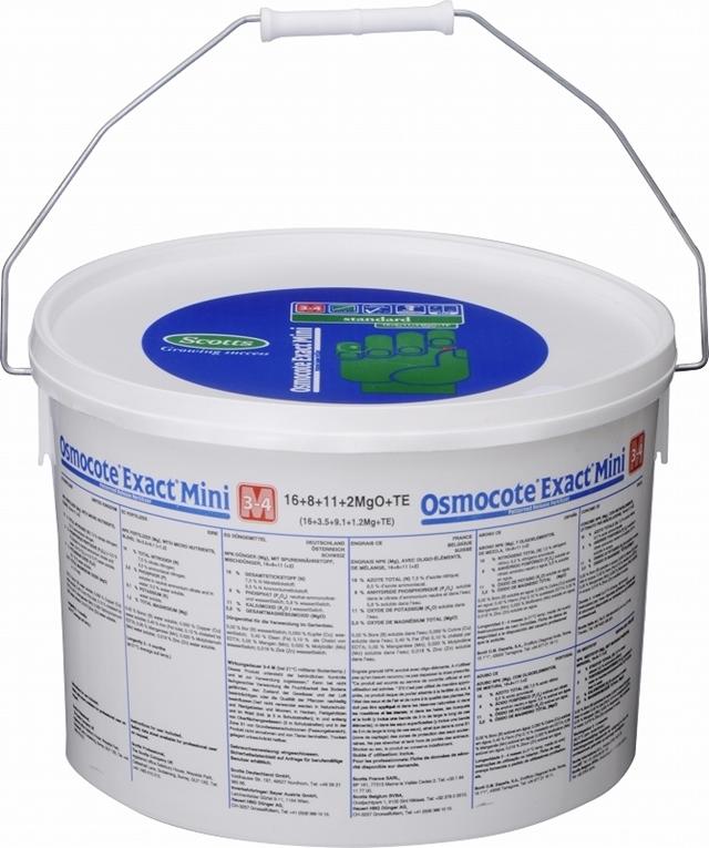オスモコートエグザクトミニ 16-8-11 3-4ヶ月 10kg