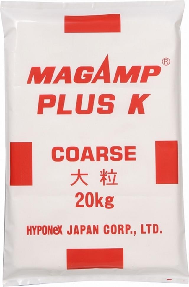 マグァンプK大粒 (MAGAMP plus K Coarse) 20kg 配送料込み
