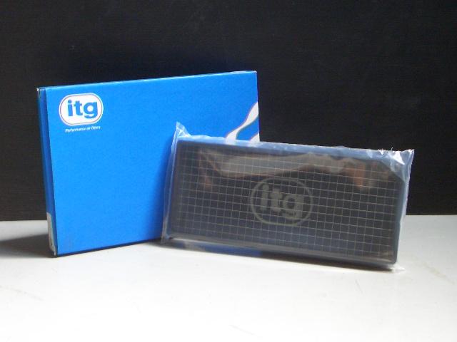 itg エアクリーナー (エアフィルター) WB-586 【VW 2.0TFSI ゴルフ5/SCIROCCO 】