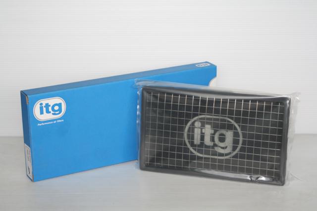 itg エアクリーナー WB-384 【ニッサン シルビア、180SX(S13/14/15)】