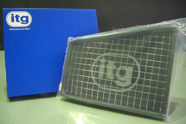 itg エアクリーナー WB-308 【ルノー メガーヌ RS】