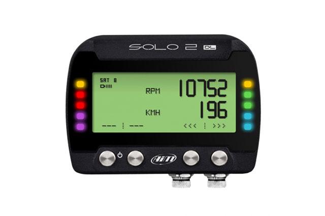 Aim SOLO2 DL GPSデータロガー&ラップタイマー