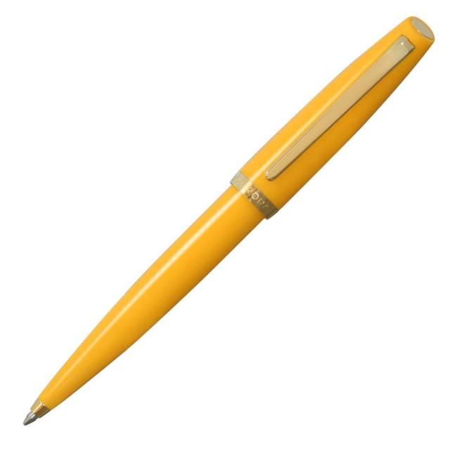 【お取り寄せ】アウロラ(AURORA)スタイル マスタードイエロー E32-SP ボールペン E32-SP