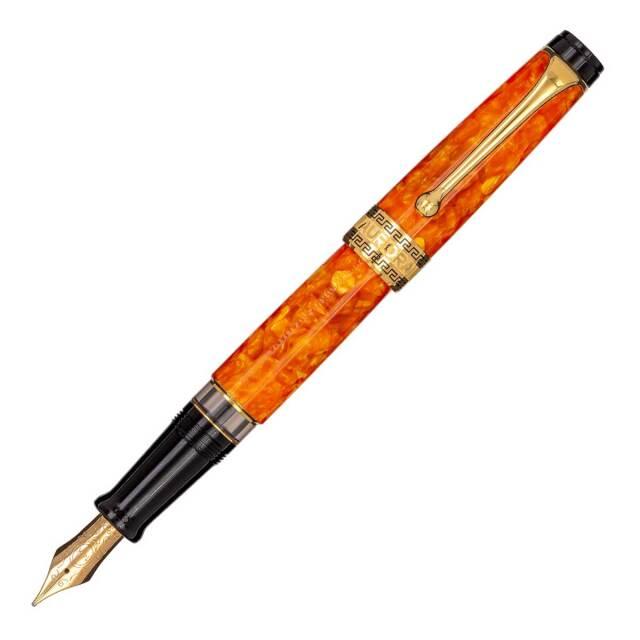 【お取り寄せ】アウロラ(AURORA) オプティマ アランチョ 万年筆 996-DOR