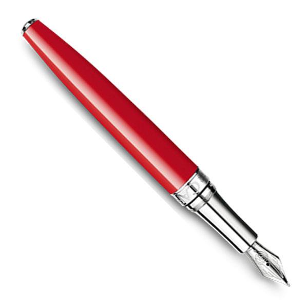 【お取り寄せ】カランダッシュ(CARAN d'ACHE) レマン スカーレットレッド 万年筆