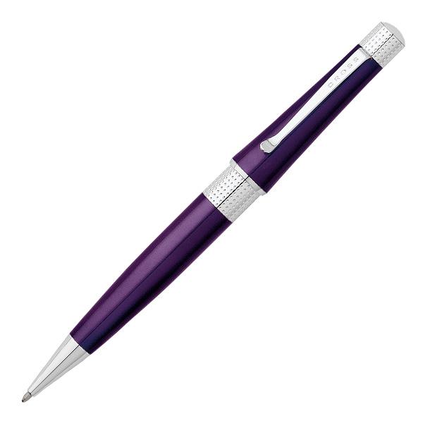 【即納可能】クロス(CROSS)  ベバリー ディープパープル ボールペン AT0492-7