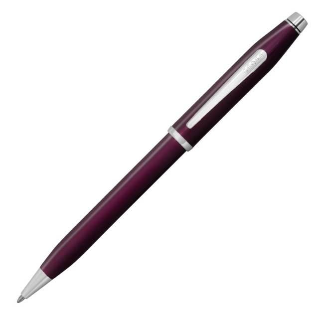 【即納可能】クロス(CROSS)  センチュリー2 トランスルーセントプラムラッカー ボールペン AT0082WG-114