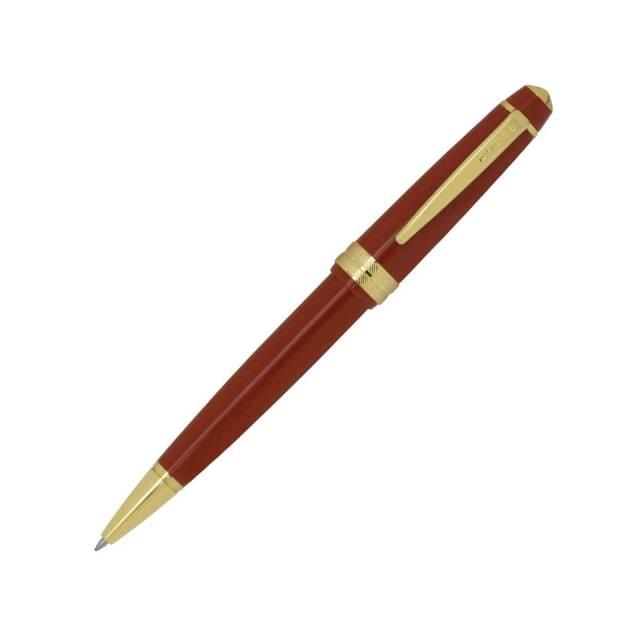 【即納可能】クロス(CROSS)  ベイリーライト オレンジゴールドプレート ボールペン NAT0742-13 メール便可