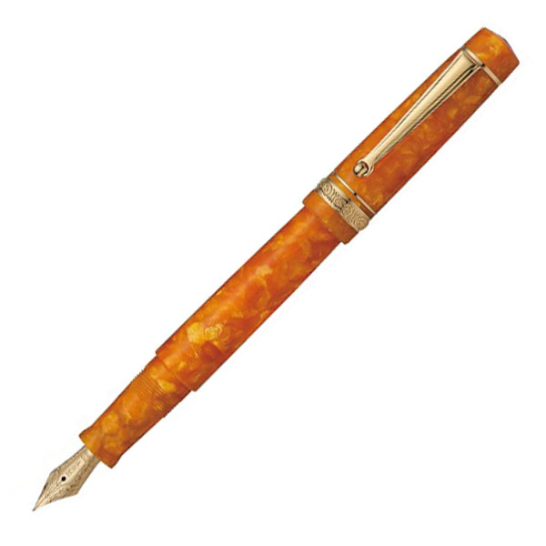 【お取り寄せ】デルタ(DELTA)ドルチェビータ オーロ スリム 万年筆