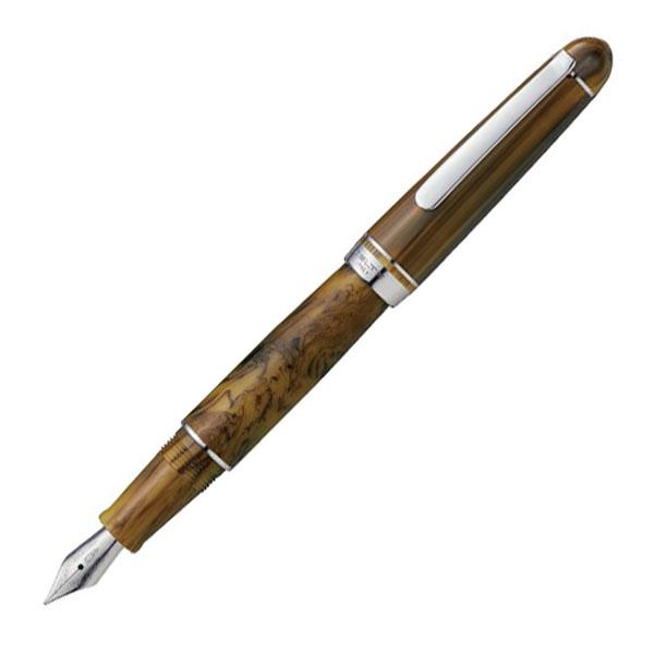 【お取り寄せ】デルタ(DELTA)ヴィルトゥオーサ ダークホーン 万年筆