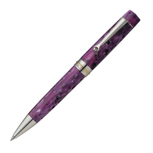 【お取り寄せ】デルタ(DELTA)ビンテージ パープル ボールペン