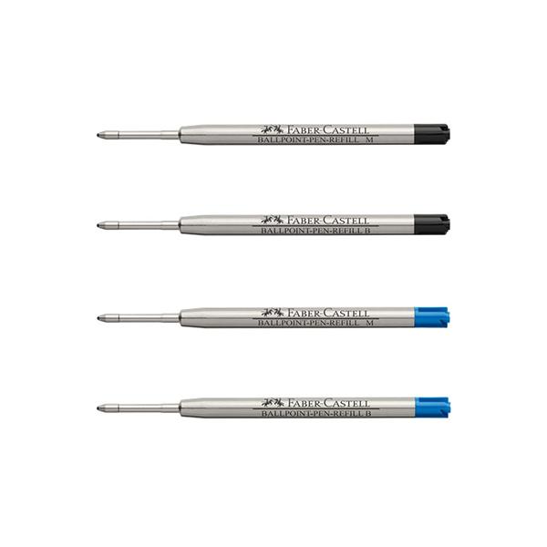 【即納可能】ファーバーカステル(Faber Castell) ボールペン替芯 メール便可