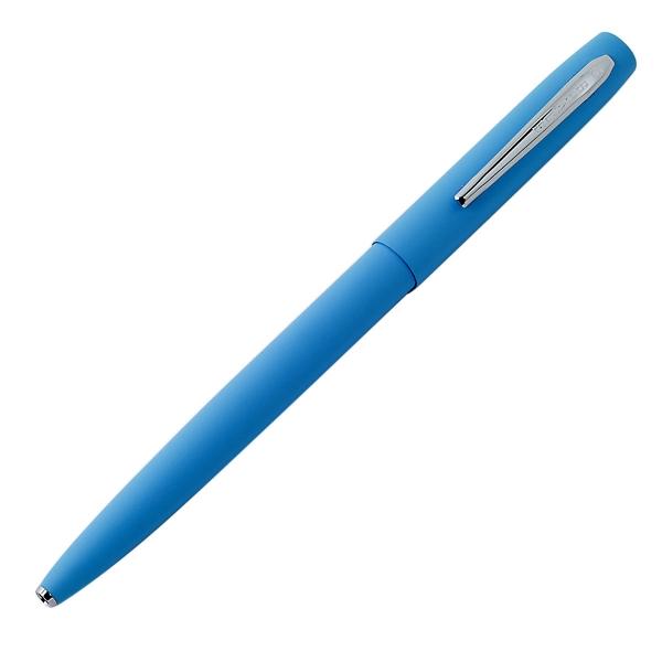 【即納可能】フィッシャー(Fisher)  キャップアクション M4BLCT ブルー ボールペン 1010372 メール便可