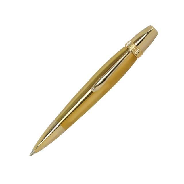 【即納可能】F-STYLE Metal Pen メタルペン ボールペン KMB200 Gold