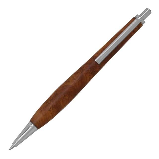 【即納可能】F-STYLE Shape Pen シェイプペン ボールペン TMB2010 花梨
