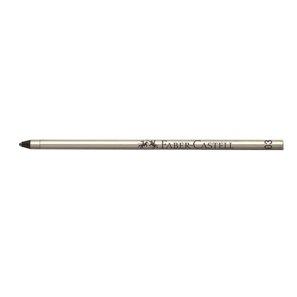 【お取り寄せ】グラフ・フォン・ファーバーカステル(Faber Castell)ポケットペン用 ボールペン替芯 メール便可