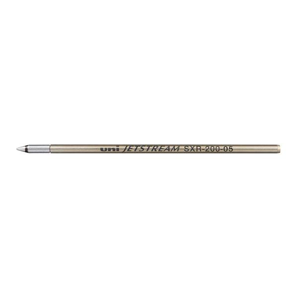【即納可能】三菱鉛筆(UNI) ボールペン替芯 ジェットストリームインク SXR-200-05 メール便可