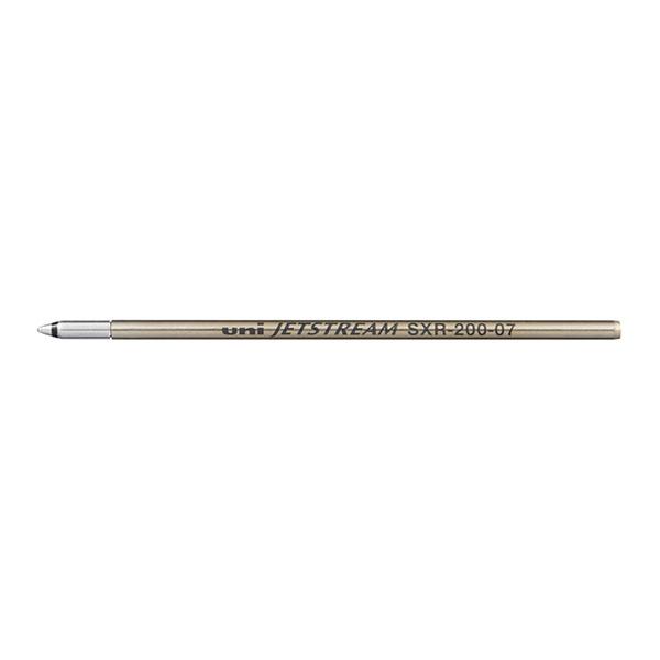 【即納可能】三菱鉛筆(UNI) ボールペン替芯 ジェットストリームインク SXR-200-07 メール便可