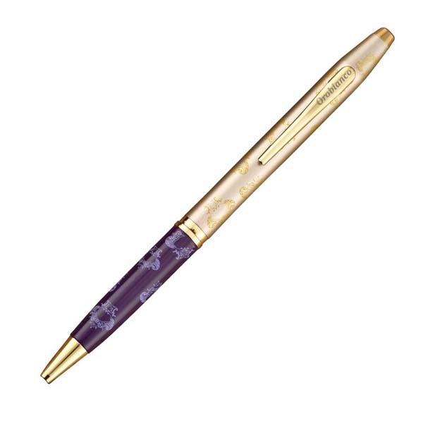 【即納可能】オロビアンコ(Orobianco) MISTRAL ボールペン ゴールド THV-PR02K メール便可