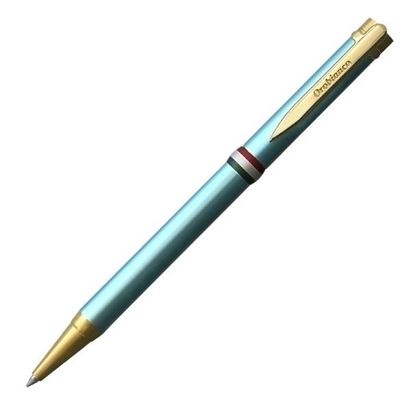 【即納可能】オロビアンコ(Orobianco) ラ・スクリヴェリア ターコイズGT ボールペン 1953005