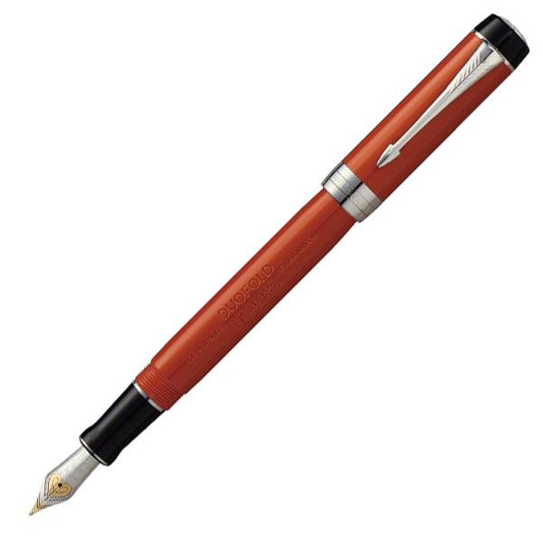 【お取り寄せ】パーカー(PARKER) デュオフォールド クラシック ビッグレッドCT センテニアル 万年筆
