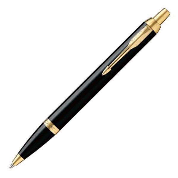 【即納可能】パーカー(PARKER) IM ブラックGT ボールペン  1975638 メール便可