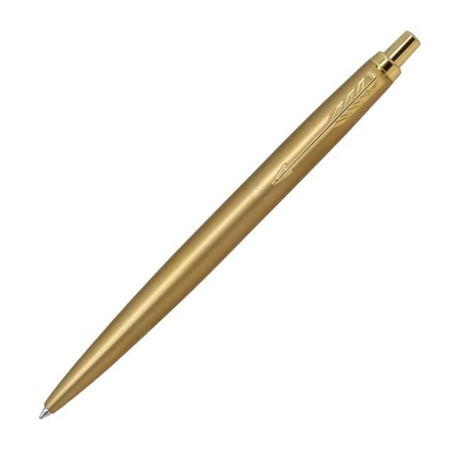 【即納可能】パーカー(PARKER) JOTTER XL ジョッターデラックス ゴールドGT ボールペン 2122658 メール便可