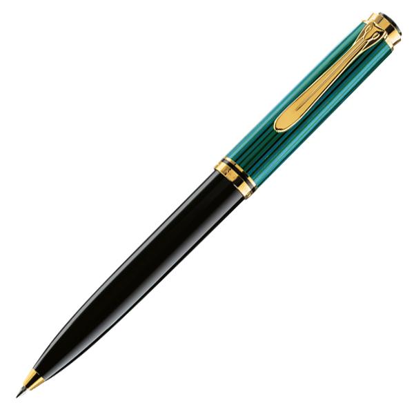 【お取り寄せ】ペリカン(Pelikan)スーベレーン K600 グリーン縞 ボールペン K600