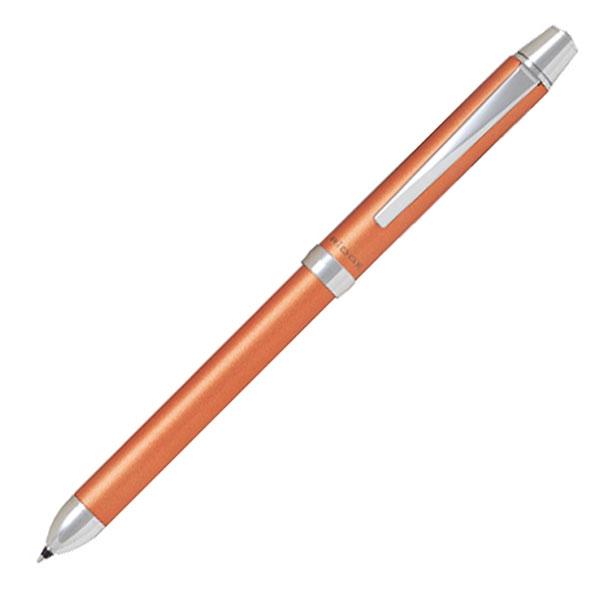【お取り寄せ】パイロット(PILOT) ツープラスワン リッジ オレンジ BTHR-3SR-O 多機能ペン BTHR-3SR-O