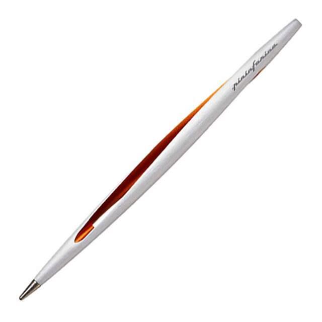 【即納可能】ピニンファリーナ(Pininfarina) エアロ オレンジ メタルペン 01668